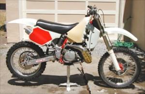 1991 KTM 300