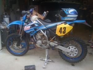 2001 TM 300en